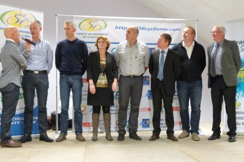 Les nouveaux Présidents de clubs élus en 2015