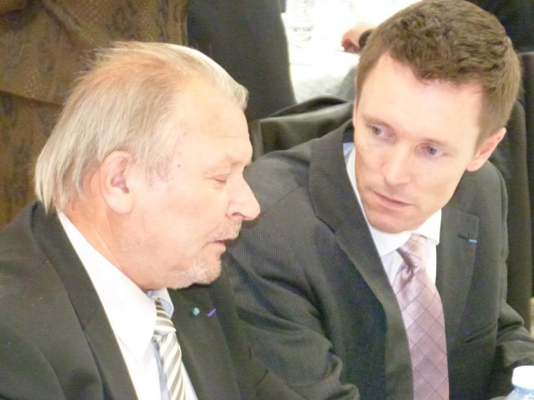 Jean François MEAUDRE Président du CDOS