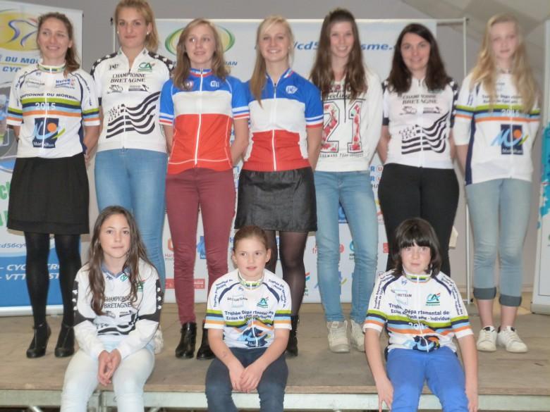 Les Championnes 2015