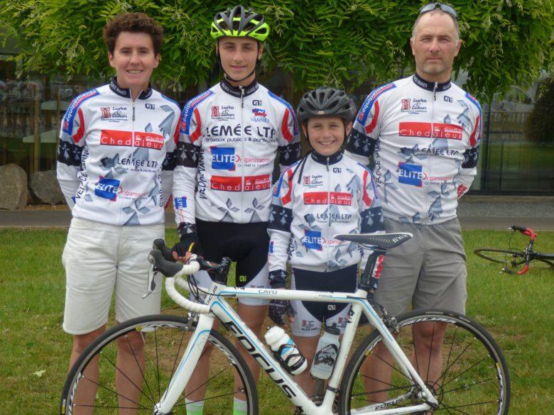 La famille Hinault